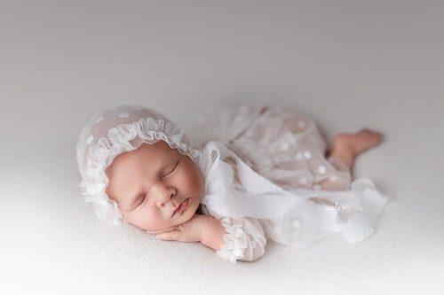 Newborn Sleep session Beanbag