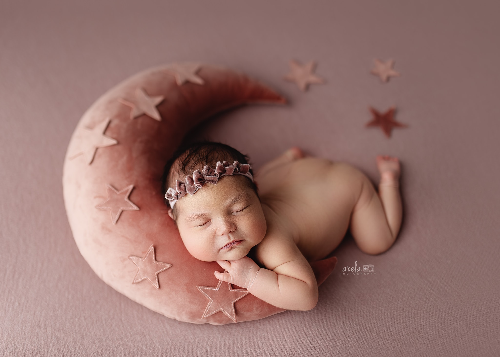 Axela Photography Newborn Nelly Props
