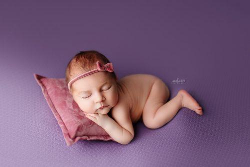 Axela Frank Photography Velvet Pillow Headband Nelly Props